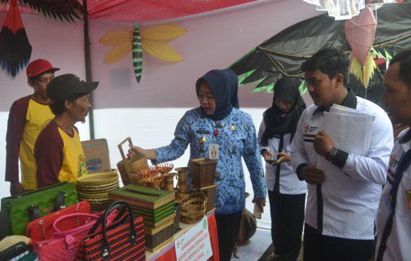 18 Kecamatan Pamerkan Hasil Inovasi Desa