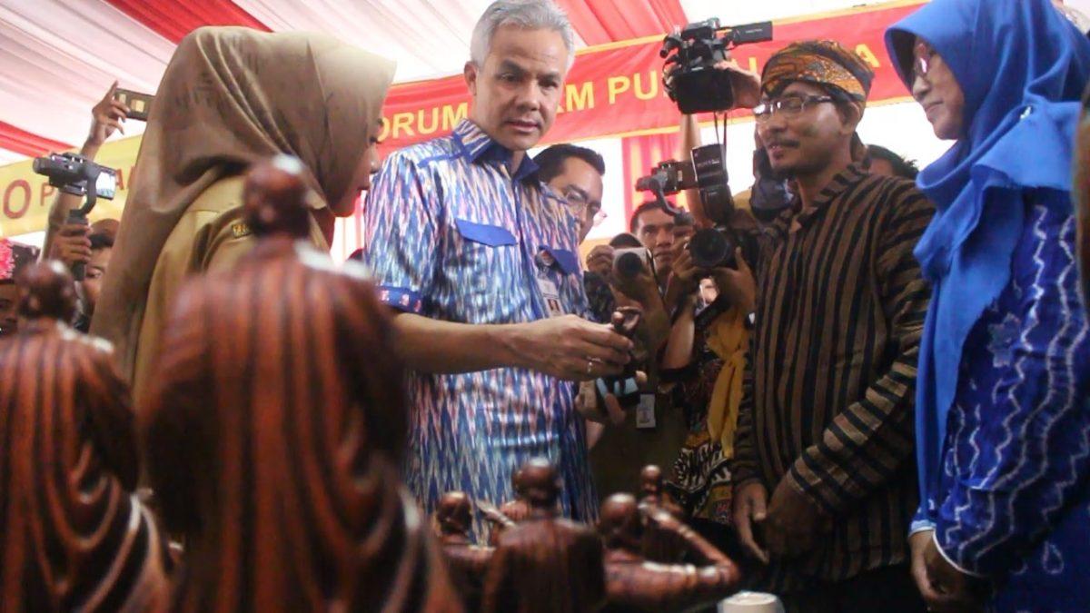 Fasilitasi Pemasaran Produk Kerajinan, Purbalingga ikuti Inacraft Trade Fair  2019